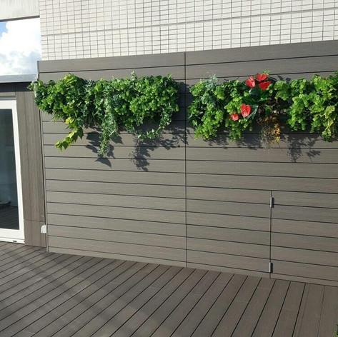 植物牆 案例17