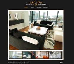 行業#室內設計網頁
