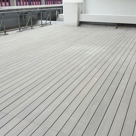 港威戶外木地板工程5