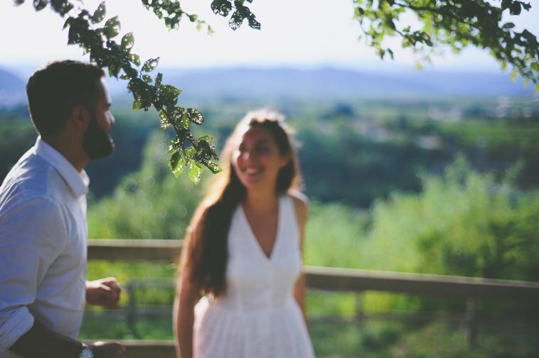 Couple - Engagement - Mariage