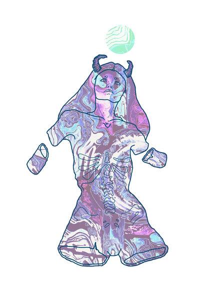 Alien Gril
