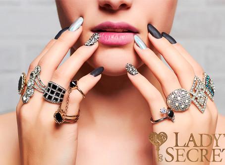 O poder do Cuidado com as Mãos - by Lady's Secret