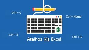 PDF Gratuito com 27 Atalhos de Teclado no Excel