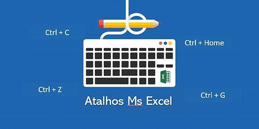 Atalhos de teclado Excel - Corteza Forma
