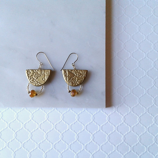 All-Seeing Earrings
