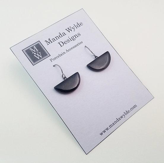Small Chandelier Earrings in Stony River