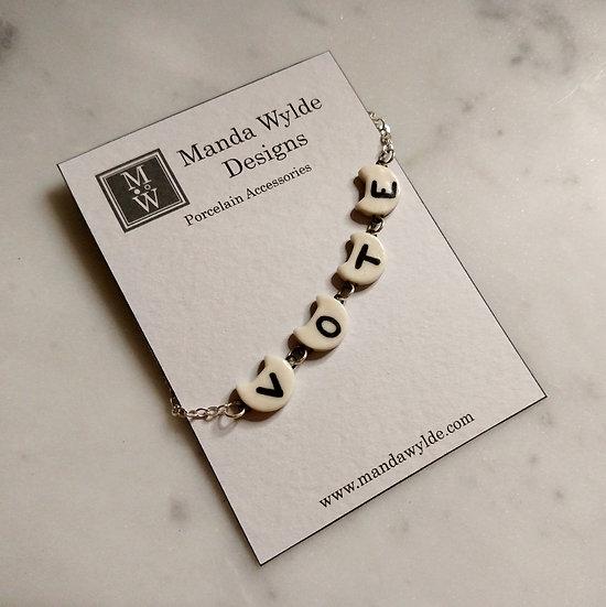 #VOTEKitten Bracelet