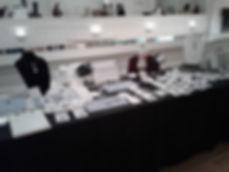 Manda Wylde Designs Indoor Single Table
