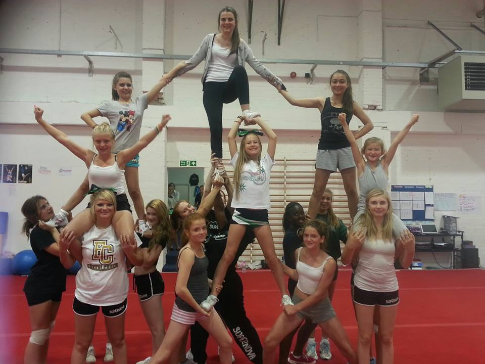 First Pyramid of the new season :)