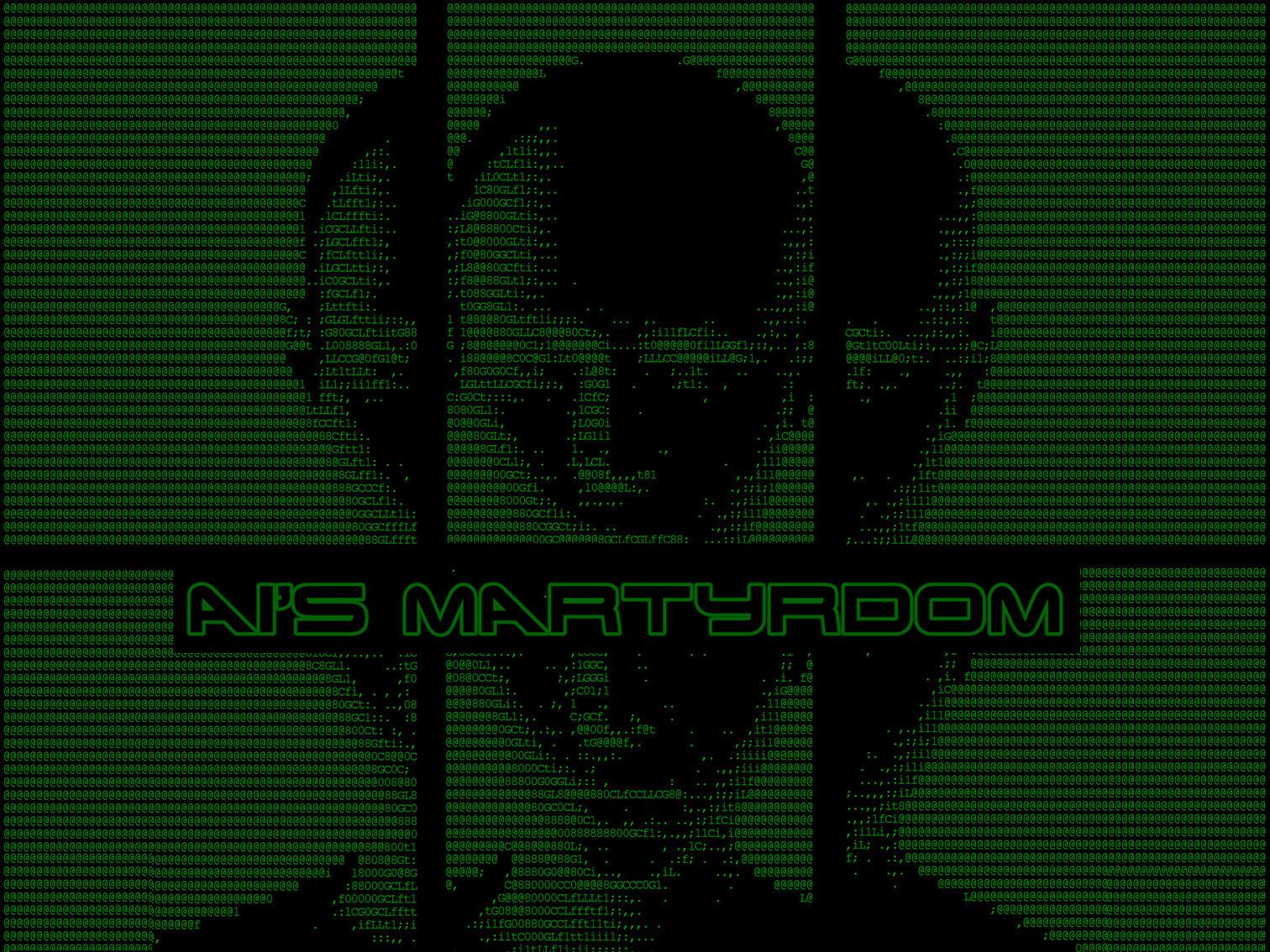 Bunker: AI's Martyrdom