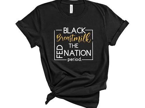 Black Breastmilk Fed the Nation