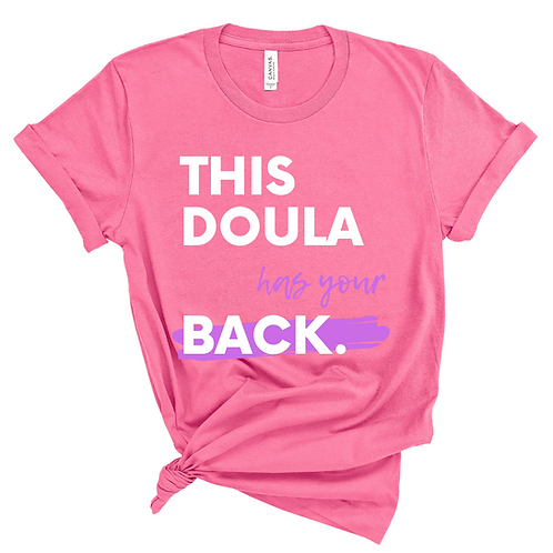 This Doula has your Back