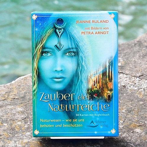Zauber der Natrurreiche, Kartenset, J. Ruland