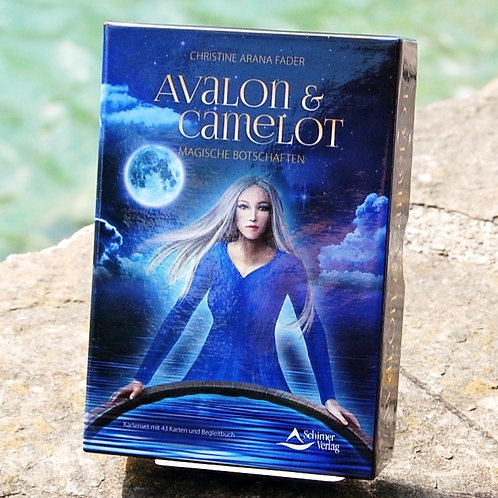 Avalon & Camelot, Kartenset, C.A. Fader