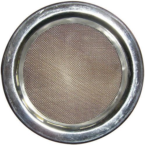 Edelstahl-Räuchersieb, 8 cm