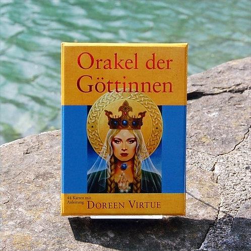 Orakel der Göttinnen, Kartenset, Doreen Virtue