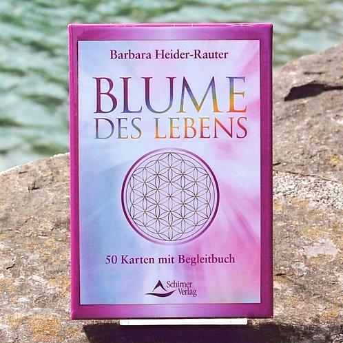 Blume des Lebens, Kartenset, B. Heider-Rauter