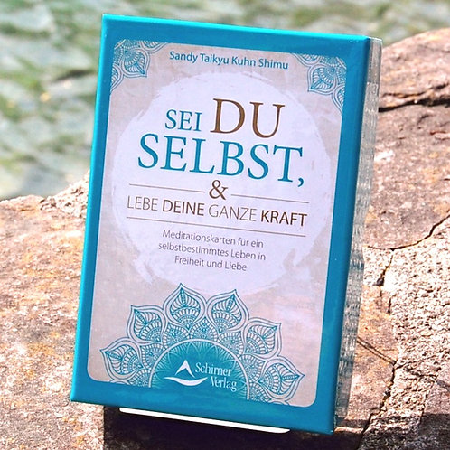Sei DU SELBST, Kartenset, S. T. Kuhn Shimu