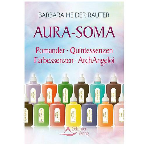 AURA-SOMA Pomander, Quintessenzen, Farbessenzen, Arch Angeloi