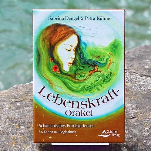 Lebenskraft Orakel, Kartenset, S. Dengel & P. Kühne