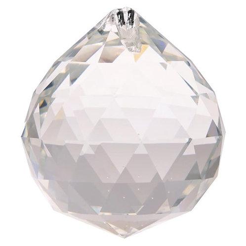 Regenbogen-Kristalle Kugel (5cm)