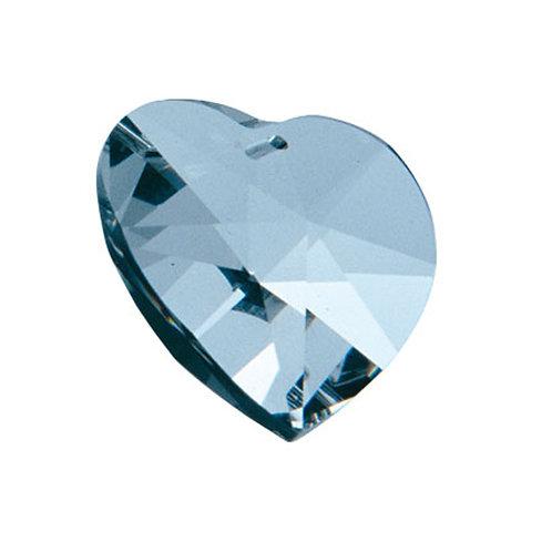 Regenbogen-Kristalle, Herz 28 mm