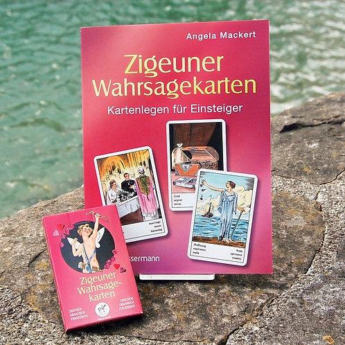Zigeuner Wahrsagekarten, A. Mackert