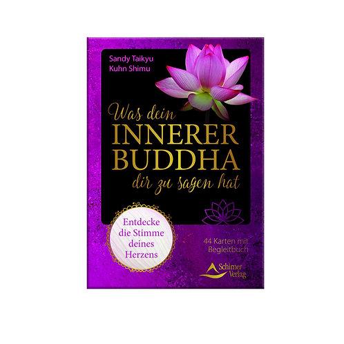 Was dein innerer Buddha dir zu sagen hat, Kartenset