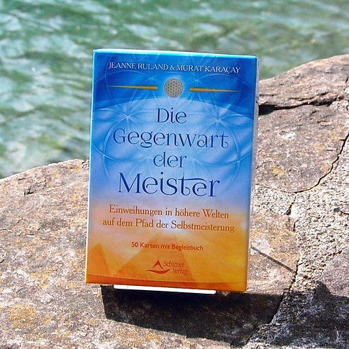 Die Gegenwart der Meister, Kartenset, J. Ruland, M. Karacay