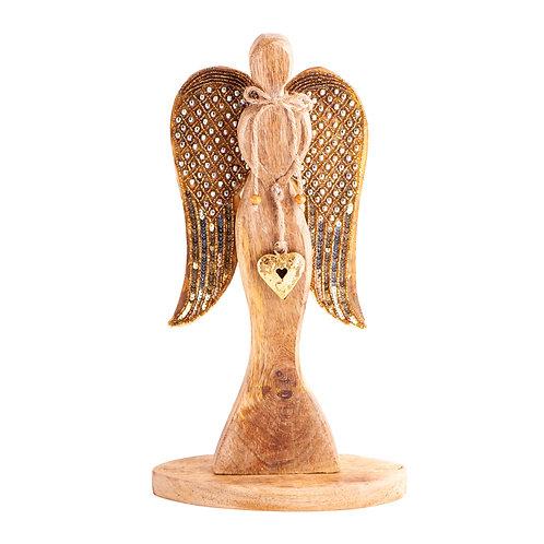 Engel der Anmut, gold
