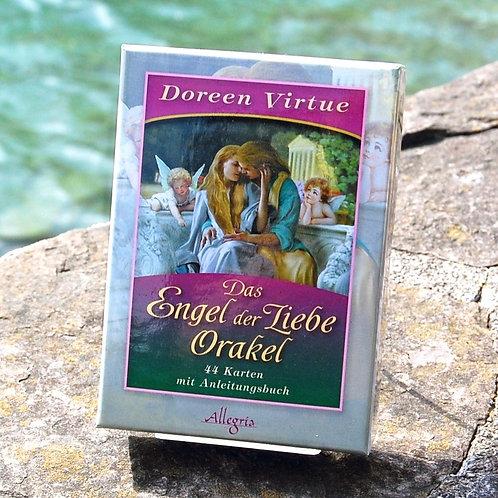 """Das """"Engel der Liebe"""" Orakel, Kartenset, D. Virtue"""