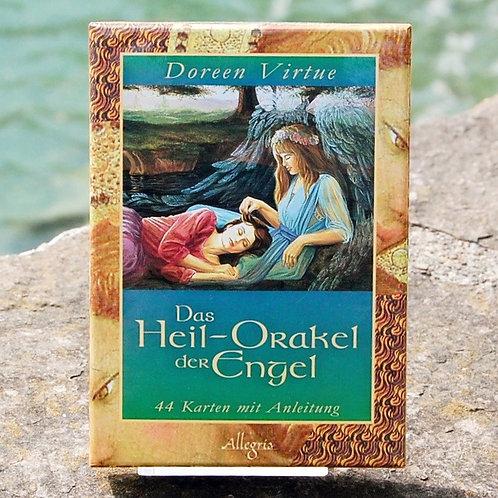 Das Heil-Orakel der Engel, Kartenset, D. Virtue