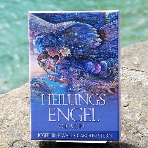Das Heilungsengel Orakel, Kartenset, J. Wall, C. Stern