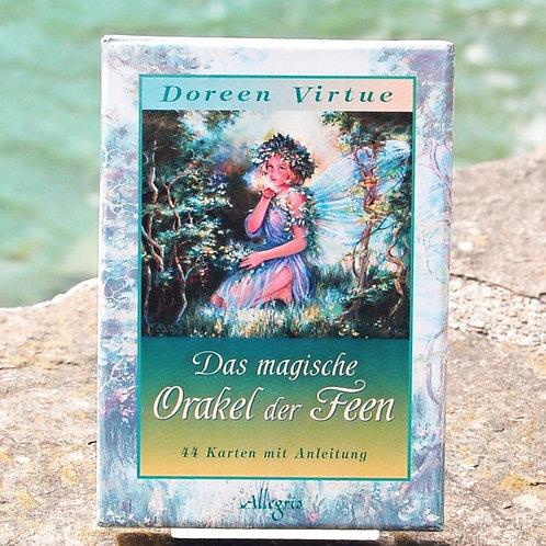 Das magische Orakel der Feen, Kartenset, D. Virtue