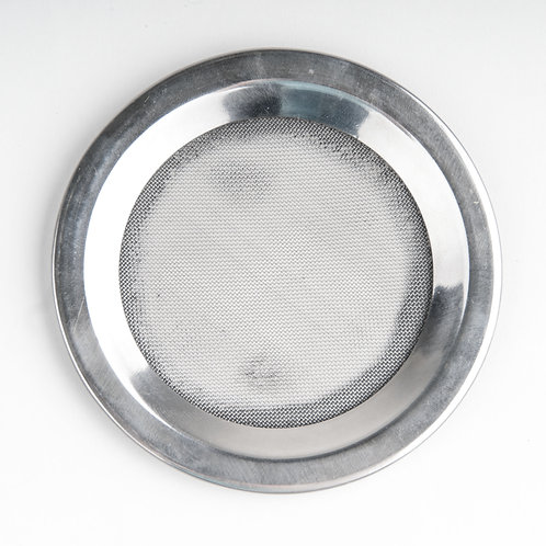Edelstahl-Räuchersieb, 10 cm