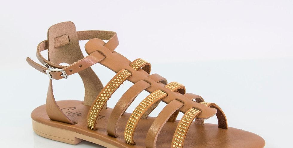 Sandalo basso gladiatore
