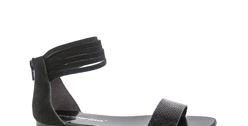 Sandaletto Artigianale Pitonato