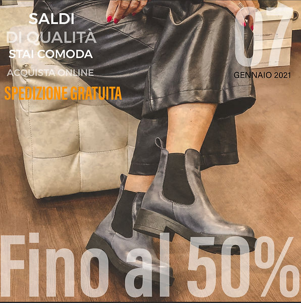 Scarpe In Saldo - Pepperina Milano