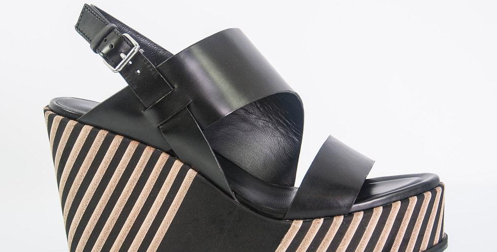 Sandalo zeppa Julie