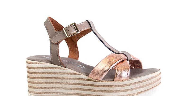 Sandalo Zeppa Nadira