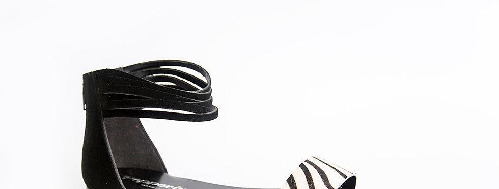 Sandaletti bassi da donna