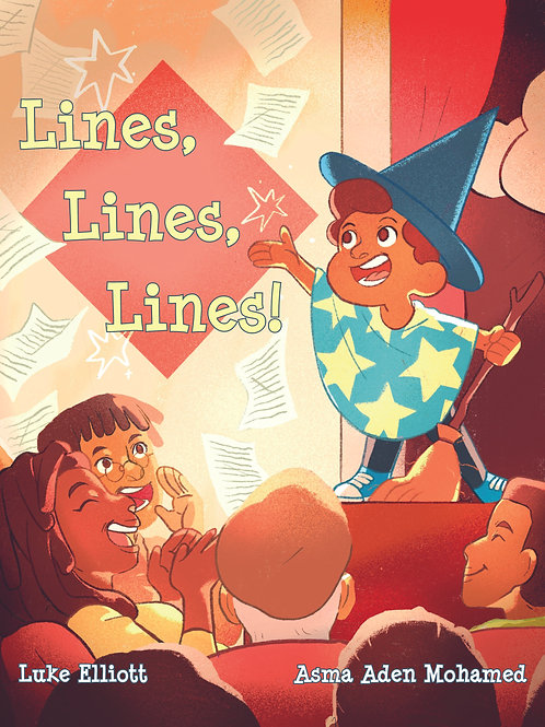 Lines, Lines, Lines! - PRE ORDER