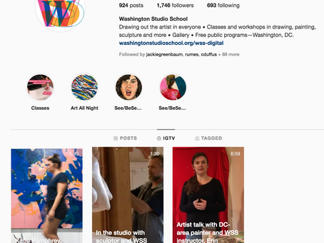 WSS IGTV Channel