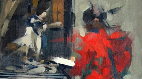 Recording of Transcribing Titian: Live Painting Demonstration with Maggie Siner