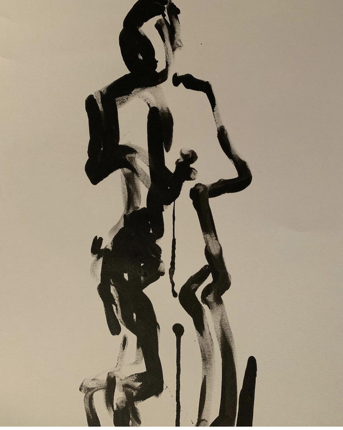 Erin Pedati-Drop-In Figure Drawing