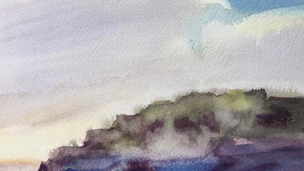 Watercolor (6weeks/Online)