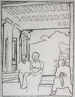 Joren Lindholm-Drawing to Painting 3