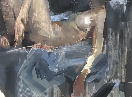 Gage Opdenbrouw: Painting the Ephemeral / Finding Presence