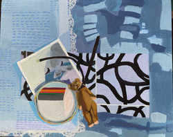 Marie Gauthiez-Color Painting Beyond Asumption