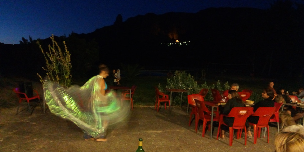 espectaculo de danza